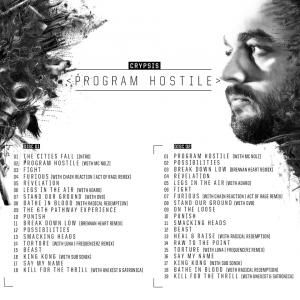 tracks program hostile