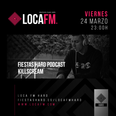 #FHPodcast018 KILLSCREAM