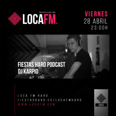 #FHPodcast019 DJ KARPIO
