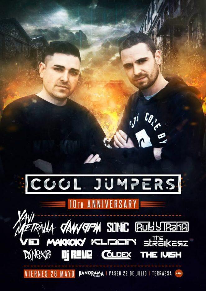Tocata - 10 aniversario Cool Jumpers