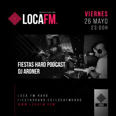 #FHPodcast020 DJ ARONER