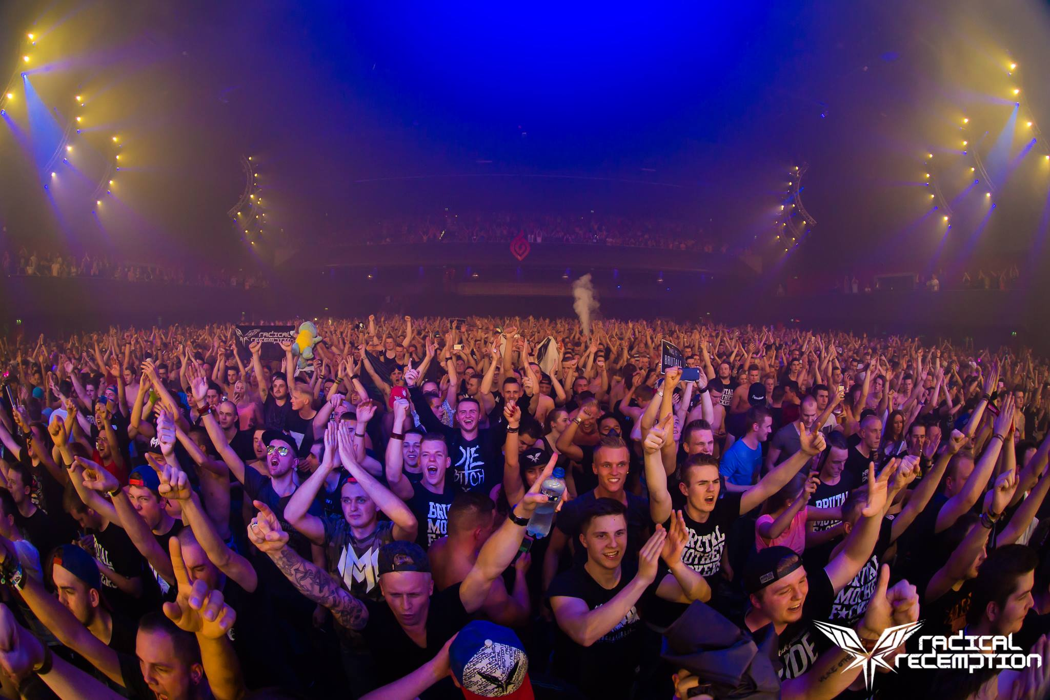 Radical Redemption, The One Man Army