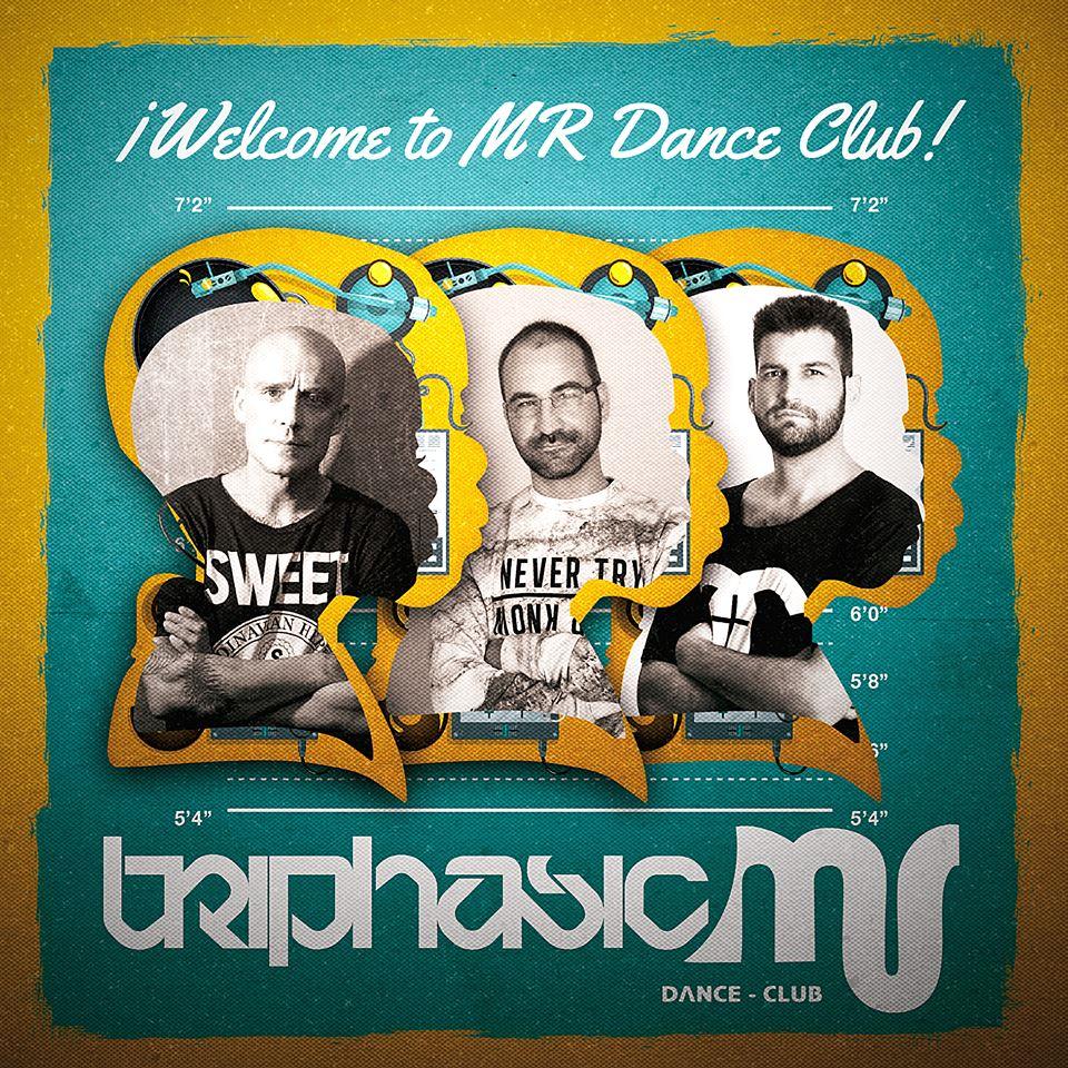 MR Dance Club - Triphasic