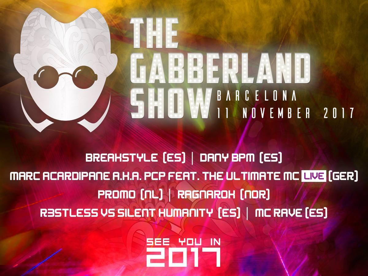Be Disco - The Gabberland Show