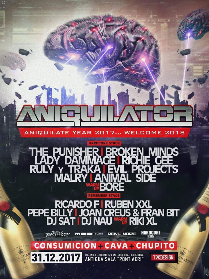 Eleven - Aniquilator 2017