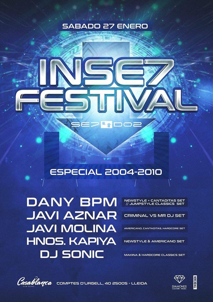 Casablanca Club - InSE7 Festival