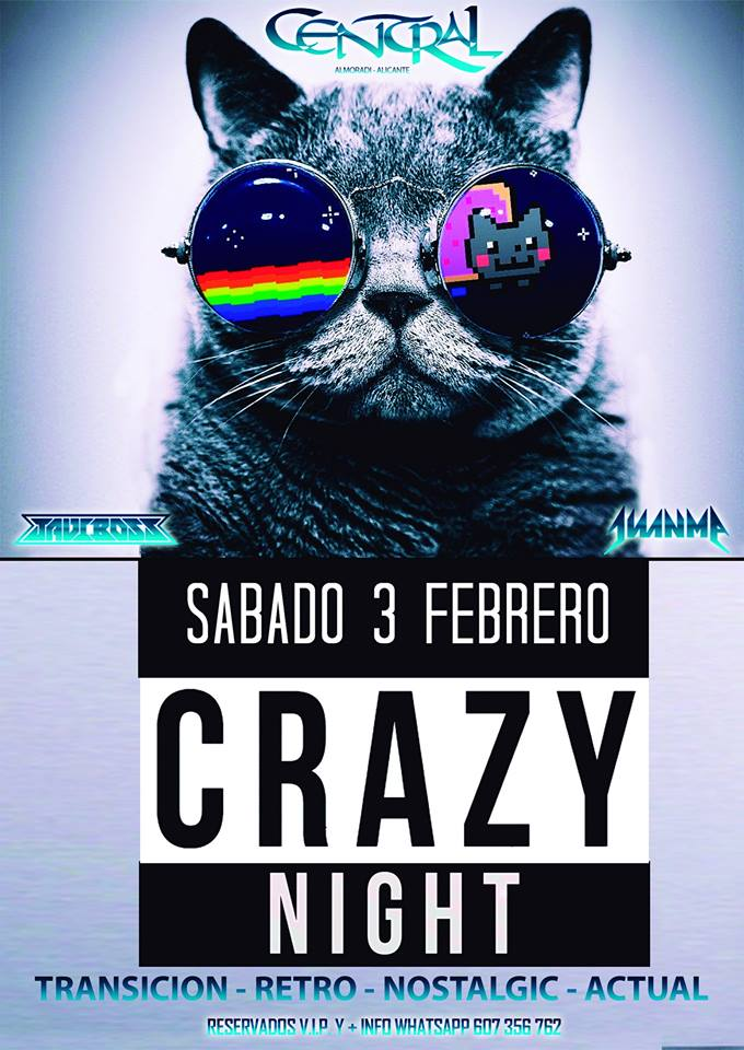 Central - Crazy Night 2018