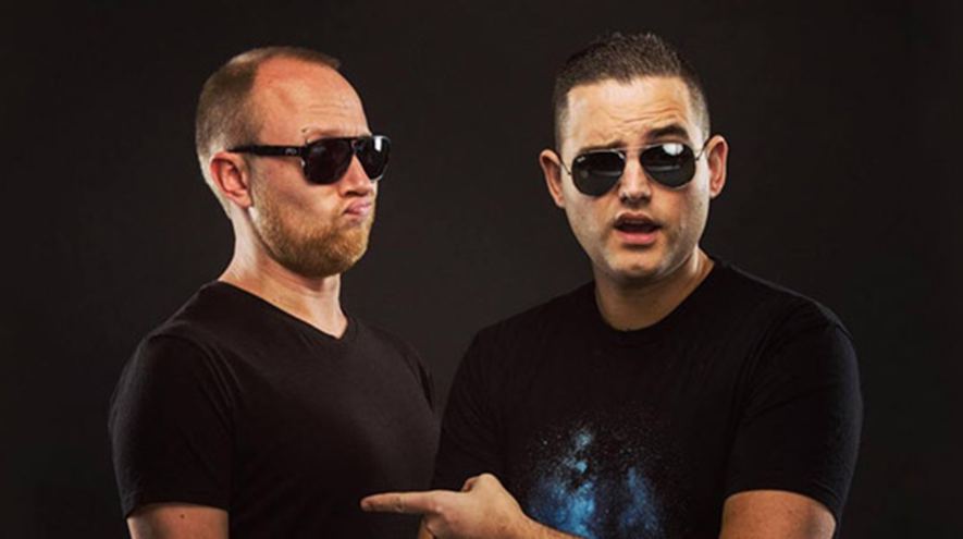 Da Tweekaz preparan nuevo álbum y formación