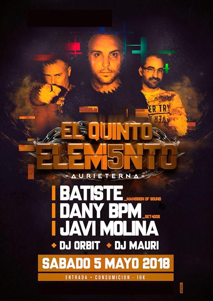 Dimension - El Quinto Elemento