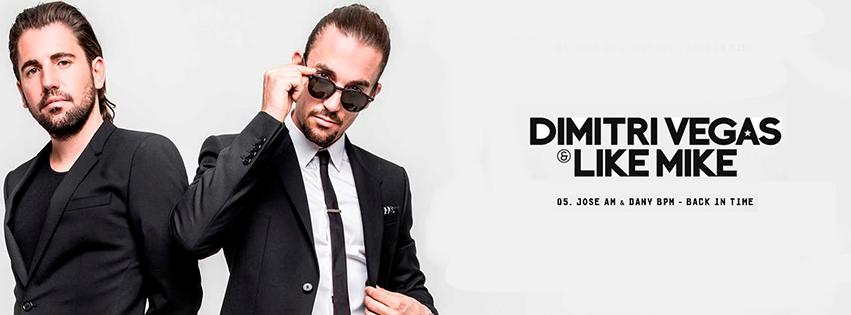 podcast de Dimitri Vegas & Like Mike