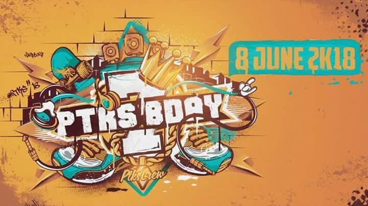 Drums - 7 aniversario PTKS