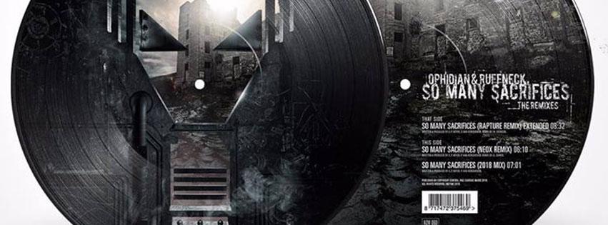 Neox sacará su próximo EP en vinilo