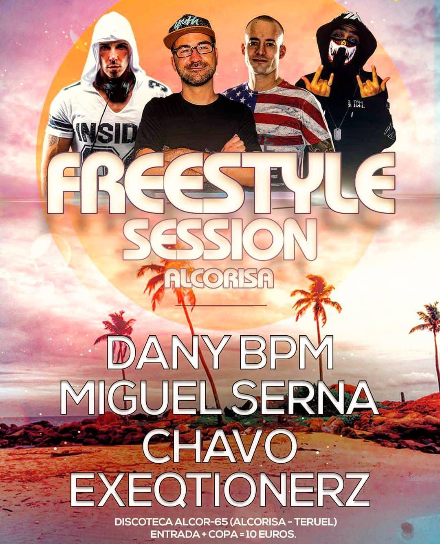 Alcorisa - Freestyle Session