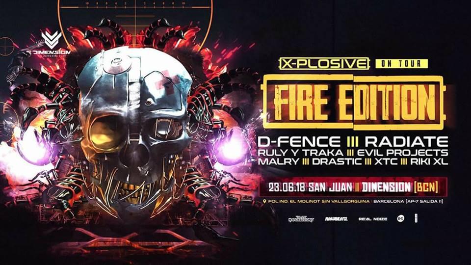 Eleven - X-Plosive Fire Edition