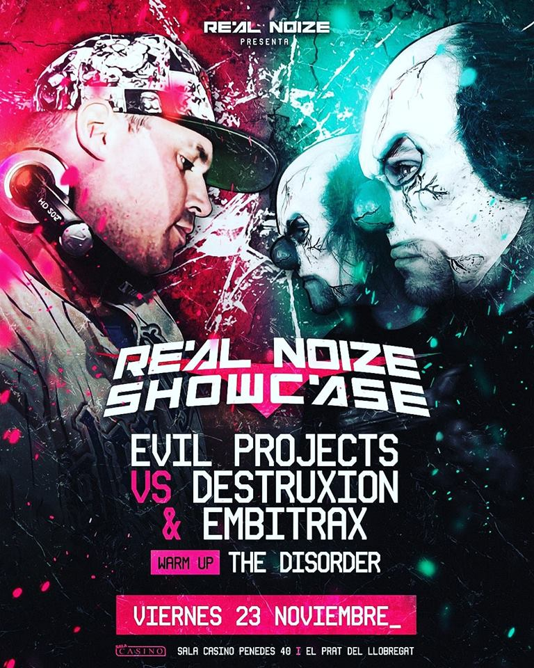Casino - Real Noize Show Case