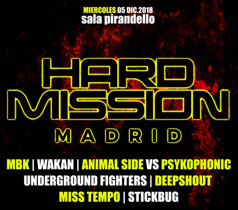 Pirandello - Hard Mission IV