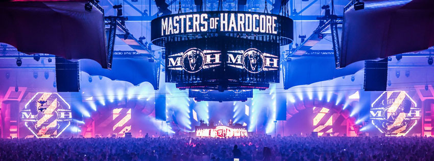 LINE-UP MASTERS OF HARDCORE 2019