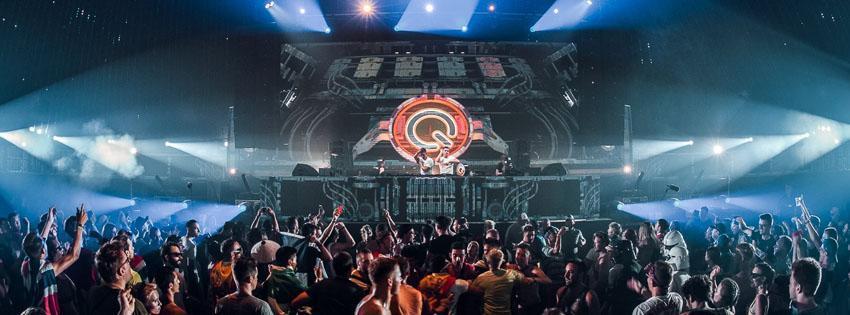 Q-Dance estará los 6 días en Tomorrowland