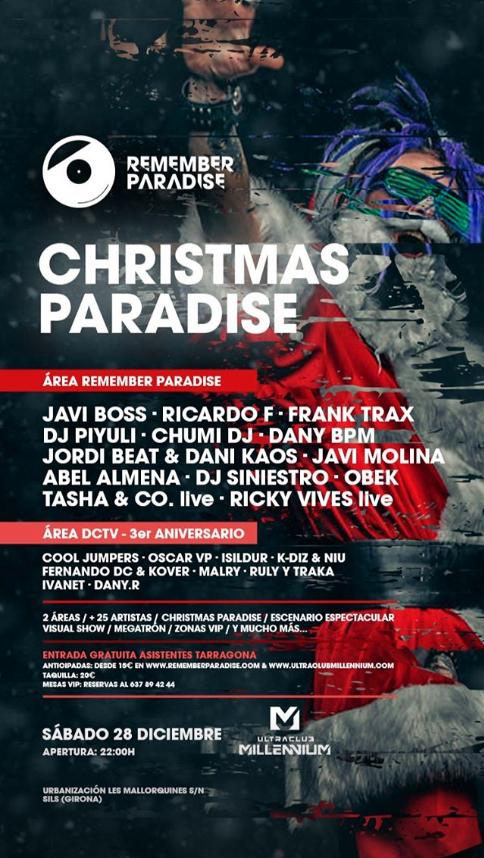 Ultraclub Millenium - Christmas Paradise