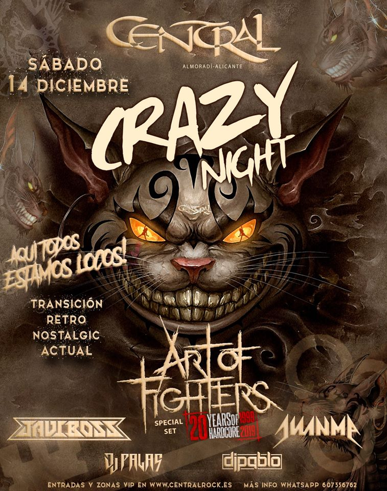 Central - Crazy Night 2019
