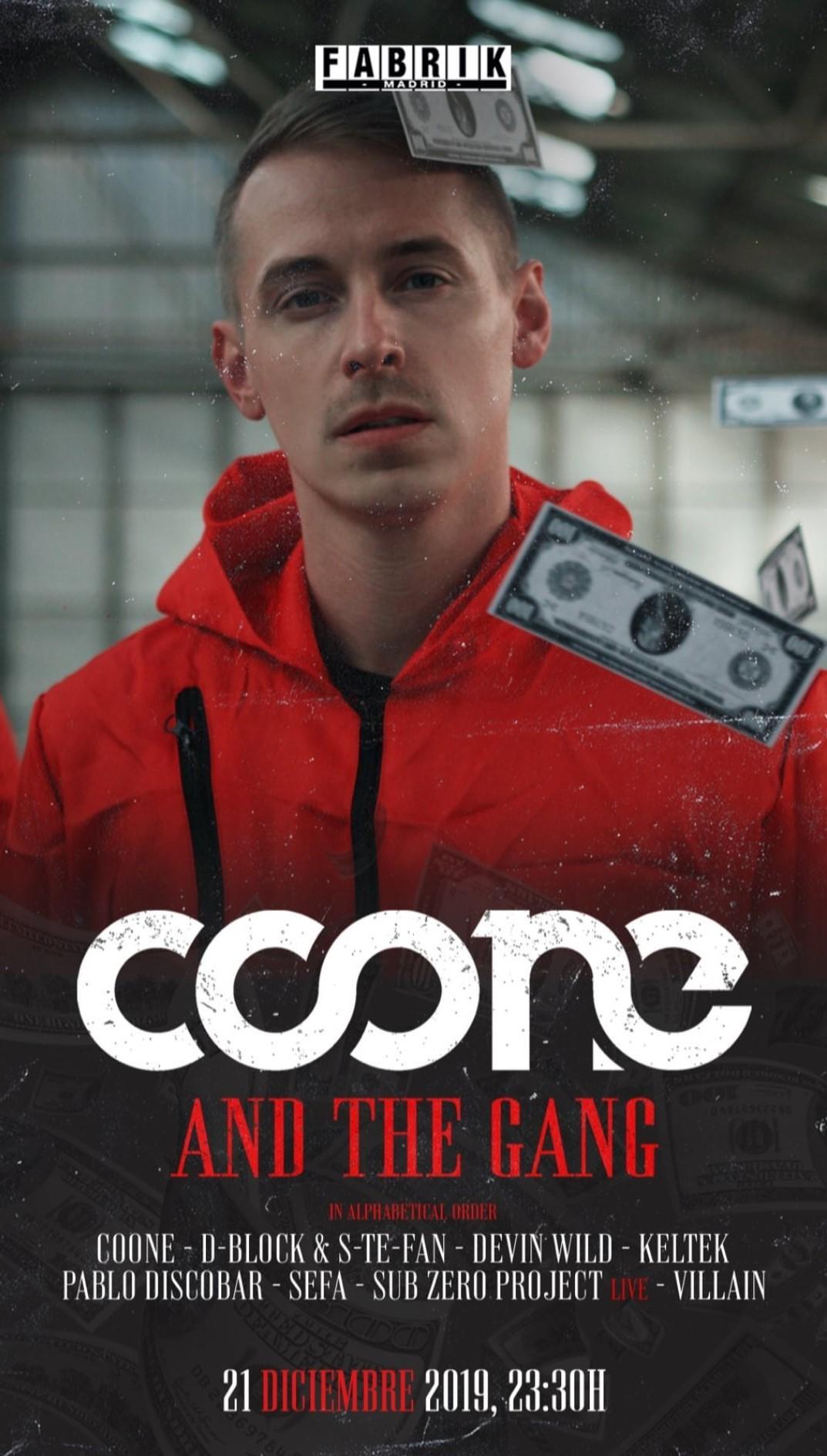 FABRIK - Coone & The Gang